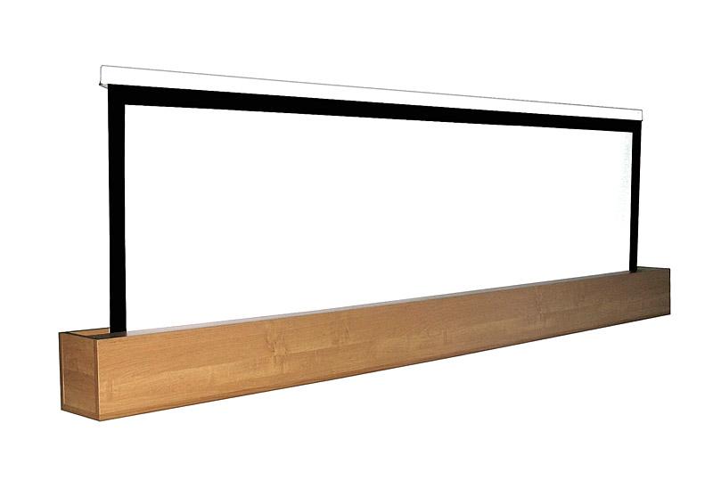 ekran projekcyjny podłogowy