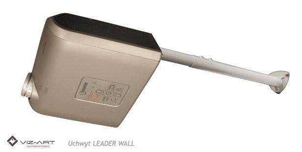 mocowanie projektora do ściany