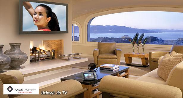 Regulowany uchwyt ścienny do telewizorów