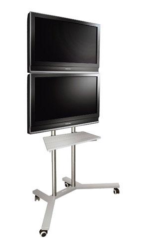 Stand jezdny do monitorów