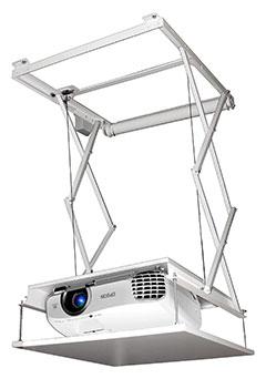 winda do montażu projektora