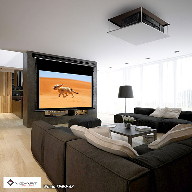 profesjonalne windy projekcyjne