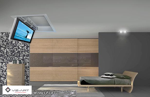 winda sufitowa do plazmy